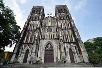Những nhà thờ Công giáo nổi tiếng