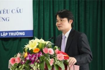 Ông Quách Mạnh Hào bỏ chứng khoán, về làm giảng dạy