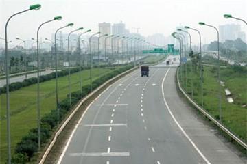 Ôtô đi trên cao tốc Nội Bài - Lào Cai mất phí 1.500 đồng/km