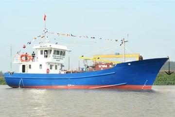 SBIC với chương trình thay tàu cá vỏ gỗ bằng vỏ thép