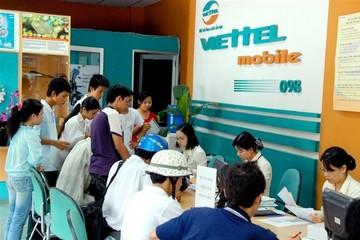 25.000 nhân viên Viettel thu nhập bình quân 23,7 triệu đồng