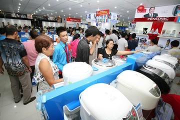 Thị trường điện máy: Vào mùa mua sắm lớn nhất trong năm