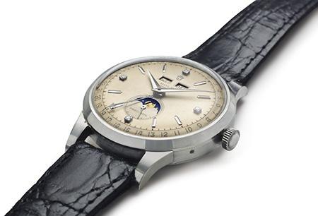 """""""Người đẹp ngủ trong rừng"""" Rolex 1950 lập kỷ lục ở Christie's"""