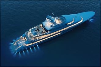 Top 10 du thuyền ra mắt năm 2013