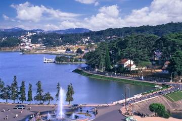 Điều chỉnh địa giới một số địa phương tại Lâm Đồng