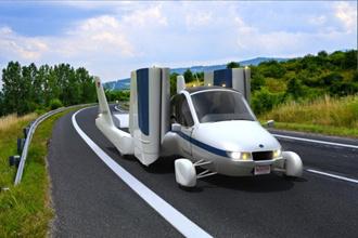 Những chiếc xe của tương lai
