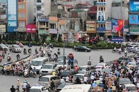 Thông xe kỹ thuật đường Ô Chợ Dừa - Hoàng Cầu (Hà Nội)