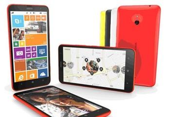 """Nokia Lumia 1320 lên kệ với giá """"mềm"""""""