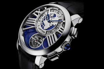 Đồng hồ Cartier Rotonde de Cartier Earth and Moon