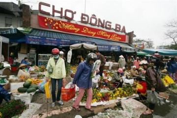 Miền Trung: Hàng Tết tăng giá sớm