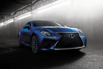 Lexus RC F sắp chính thức ra mắt
