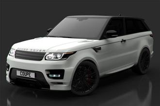 Range Rover Sport hóa thân thành kiểu coupe