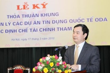 Ông Kiều Trọng Tuyến, nguyên Phó Tổng Giám đốc Agribank bị bắt