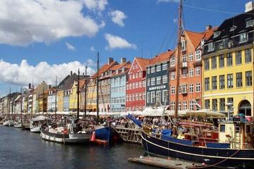 Đan Mạch tí hon hay người khổng lồ nông nghiệp