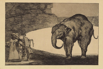 Đấu giá bộ sưu tập tranh quý của Francis Goya