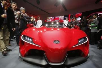 Triển lãm ô tô quốc tế Detroit 2014