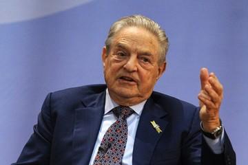 Tỷ phú Soros dự đoán sự sụp đổ tài chính của Trung Quốc