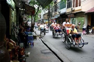 Thêm 6 tuyến phố đi bộ ở Hà Nội
