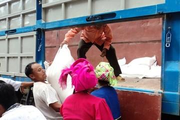 Khánh Hòa xin rút khỏi danh sách cứu đói
