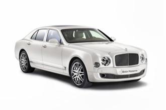 Bentley Mulsanne Birkin phiên bản giới hạn cho châu Âu