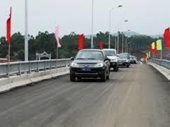 Phú Yên thông xe cầu vốn đầu tư hơn 77 tỷ đồng