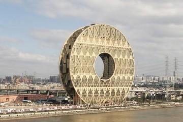 Tòa nhà hình tròn của A.M Progetti