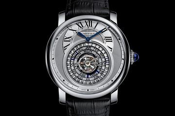 Đồng hồ Cartier the Rotonde de Cartier Astrocalendaire