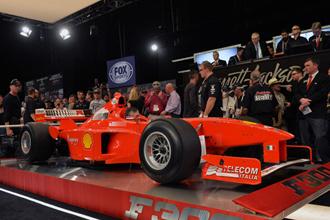 Xe đua Ferrari của Michael Schumacher giá gần 36 tỷ đồng