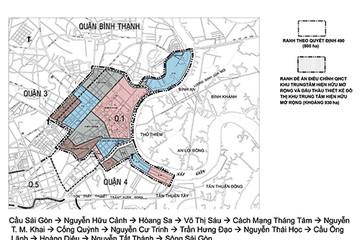Tp.HCM triển lãm quy hoạch Khu Trung tâm