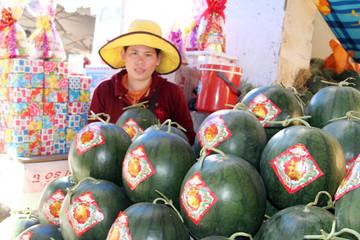 Tết ông Công ông Táo: Thị trường nông sản bắt đầu sôi động