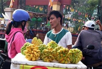 TP. Hồ Chí Minh: Hoa, quả vào mùa Tết