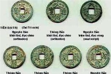 Bùng phát chiêu lừa tiền cổ