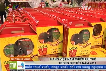 Bản tin tài chính VTV1 sáng 23/1/2014