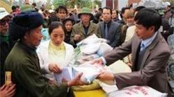 Hỗ trợ 6 tỉnh hơn 5.000 tấn gạo