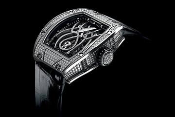 Đồng hồ Richard Mille Tourbillon RM 19-01 Natalie Portman