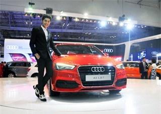 2013: Audi bán 600 xe mới tại Việt Nam