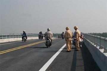 Chính thức thông xe cầu CáiLớn và Cái Bé