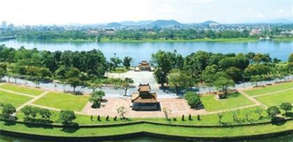 Thừa Thiên Huế vững bước lên đô thị loại 1