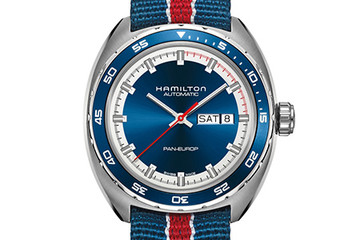 Đồng hồ Hamilton Pan Europ