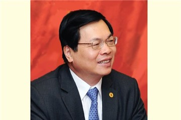Thư chúc Tết của Bộ trưởng Bộ Công Thương Vũ Huy Hoàng