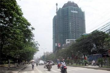 Thiết kế đô thị hai bên tuyến đường Xuân Thủy, quận Cầu Giấy