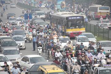 Hạn chế phương tiện cá nhân tại các thành phố lớn
