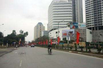 Phê duyệt nhiệm vụ đồ án thiết kế đô thị hai bên đường Xuân Thủy