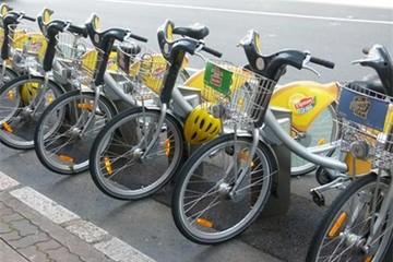 Cho thuê xe đạp công cộng tại Hà Nội