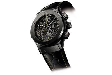 Đồng hồ Hublot Classic Fusion Chrono Aero Pelé