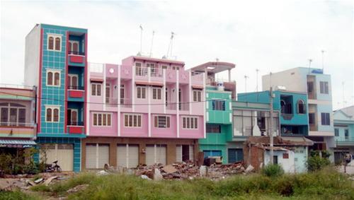 Hà Nội: Nhà xây không phép không được đánh số