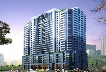 Dự án Hoàng Liệt bán căn hộ giá 14,5 triệu đồng/m2