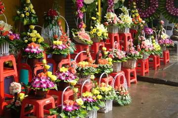 Valentine: hoa hồng tăng giá gấp 4 lần