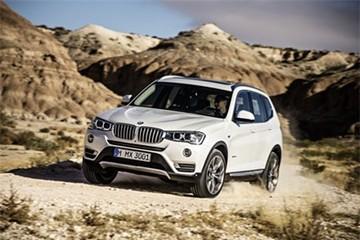 BMW X3 2015 có gì mới?