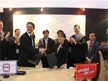 VietJetAir chọn liên doanh cung cấp động cơ máy bay